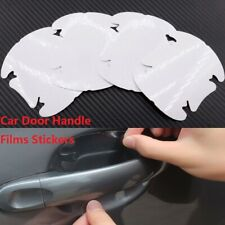 4Pcs Invisible Car Door Handle Films Sticker Anti Scratch Protect Accessories US