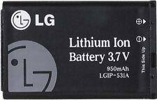 LGIP-531A NEW FACTORY ORIGINAL LG BATTERY 3.7 950mAh