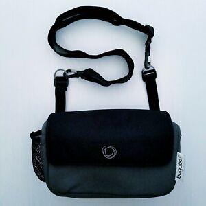 EUC Bugaboo Organizer Stroller Storage Bag Gray Fast Shipping