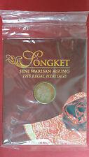 2005 Malaysia Songket Seni Warisan Agung The Regal Heritage ( B.U )