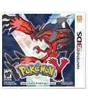 Pokemon Y (Nintendo 3DS, 2013) *New&Sealed*