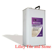 LTP Mattstone Sealer 5 Litre For Natural Stone and artificial stone