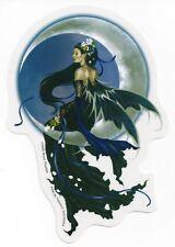 Solace Moon Fairy Sticker Car Decal Nene Thomas faerie faery