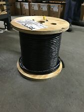 14/4 Mini Split Ductless Heat Cable UF Cable TC ER 600V Direct Burial Black 100'