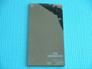 "METALLICA 3"" CD Single The Unforgiven / Killing Time 1991 OOP Japan SRDS-8214"