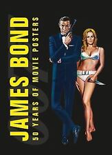 James Bond: 50 Years of Movie Posters by Dorling Kindersley Publishing Staff...