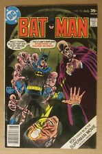Batman #290 (1977, DC) VF- 7.5...Mike Grell cover & art...Free Shipping!