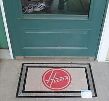 Hoover Rug Floor Door Mat Vacuum Cleaner Upright Convertible Canister Vintage