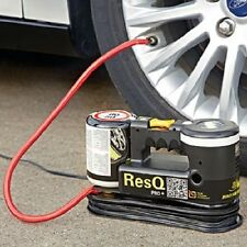 Flat Tire REPAIR SEALANT & AIR COMPRESSOR 12V Inflator System Emergency Fix Pump