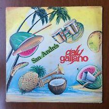 Galy Galiano – Brindemos [1986] Vinyl LP Latin Pop Ballad Mucer Internacional