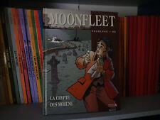 MOONFLEET, Tome 1 : La Crypte des Mohune - Ed Originale - BD