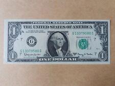 USA $1 Dollar 1963 A series with folder (UNC), G 13379580 C