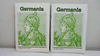 Germania 1997, No. 1 & 2, Germany & Colonies Philatelic Society