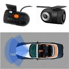 Mini 360° Car DVR Camera Video Recorder Dash Cam G-Sensor Camcorder Tachograph