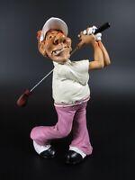 Golf Golfer,16 cm Sport Funny Figur Kollektion,Neu