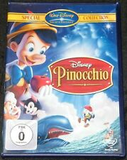 DVD Walt Disney Meisterwerke: Pinocchio (Special Collection)