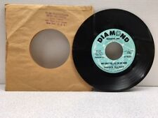 SHAWN ELLIOT 45  RPM PROMO Sincerely & Tenderly / Why Don't You Love Me Anymore