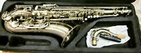 New professional Tenor Saxophone Matte Finish w/case & mouthpiece list $2,998.00