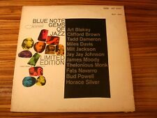 BLUE NOTE GEMS OF JAZZ LP RECORD