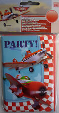 Paquete De 6 Aviones De Disney Pixar Fiesta Invitaciones y Sobres
