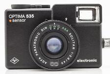 Agfa Optima 535 Sensor Sucherkamera Kamera Camera Kleinbildkamera