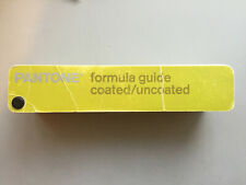 Pantone 1st edition Formula Guide Solid Coated/Uncoated