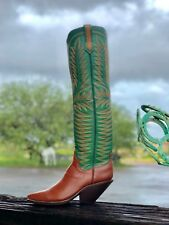 Tall Paul Bond Boots Custom Handmade Cowboy Western BOOTS PRE ORDER IN YOUR SIZE