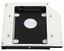 para HP ProBook 4370s 6360b 6460b 6465b 6470b 6475b 2nd HDD SSD Caddy Disco Duro