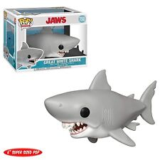 "Funko - POP Movies: Jaws - 6"" Jaws Brand New In Box"