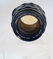 Vintage M42 Lens - Super Takumar 50mm f1.4 Late Model II - Clean Thorium Glass
