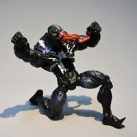 "Marvel Univers Spider-Man Unique Venom Action Figure 6"" Collectible Toy"