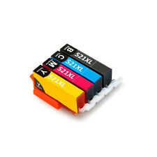 Compatible CLI-521 CMYK Set Ink Cartridges 2933B010 for Canon MP550