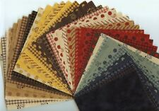 """Moda Charm Pack Historic Blenders by Howard Marcus for Moda Fabrics 5"""" Squares"""