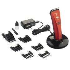 Ermila 1870 Bellina Velvet-Red Premium Cordless Hair Clipper Red