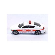 """Siku 1468 Dodge Charger """"Fire Rescue"""" rojo/blanco-nuevo modelo (blister) nuevo! °"""