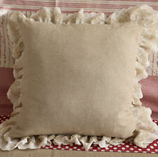 Cotton Blend Rectangular Decorative Cushions & Pillows
