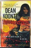 Dean Koontz FRANKENSTEIN Prodigal Son (2009) Del Rey graphic novel HC 1st FINE-