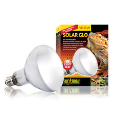 Exo Terra Solar Glo Sun Stimulating Bulb UV Heat Light 125W Lizard Terrarium