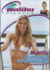 Malibu Pilates - Mari's Dynamic Sequencing Workout ! DVD !