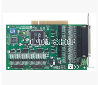 1PC Advantech PCI-1730U 32-channel isolated digital input / output card