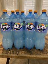 Fanta Shokata 2L  Exotic PoP Edleberry Lemon Flavor Rare Russian Eastern Europe