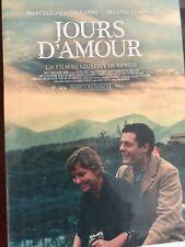 DVD rare Marina Vlady Jours d'amour Marcello Mastroianni 1954 couleurs VOST (fra