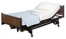 MEDICAL BEDDING JERSEY KNIT WHITE SOFT FITTED HOSPITAL BED SHEET HEALTH CARE