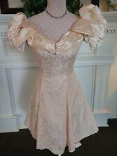 68f8793a Knee Length Satin Short Sleeve Floral Dresses for Women for sale   eBay
