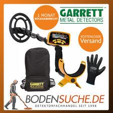 Garrett ACE 250 SommerSpecial mit Garrett Detektorrucksack und Handschuhe