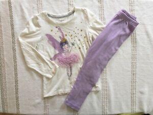 GAP/GYMBOREE Toddler Girls 2 Pc Set Size 4/5T