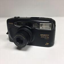 Kodak Advantix 4100 ix Zoom APS 30-60mm COMES WITH INSTRUCTIONS. Tested!!