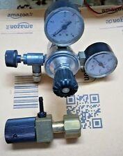 Riduttore di pressione co2 con manometro