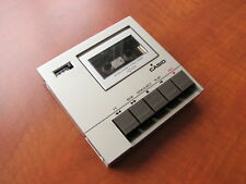 NEW Vintage 1984 NOS Casio CM-1 Pocket Computer Microcassette Data Recorder (01)