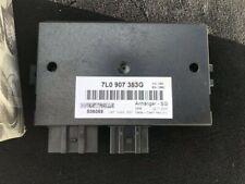NEW OEM Control Unit Trailer Detection Module  VW  AUDI  PORSCHE   7L0-907-383 G
